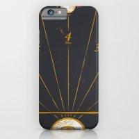 Time Travel iPhone 6 Slim Case