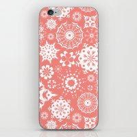 Dia en rosa iPhone & iPod Skin