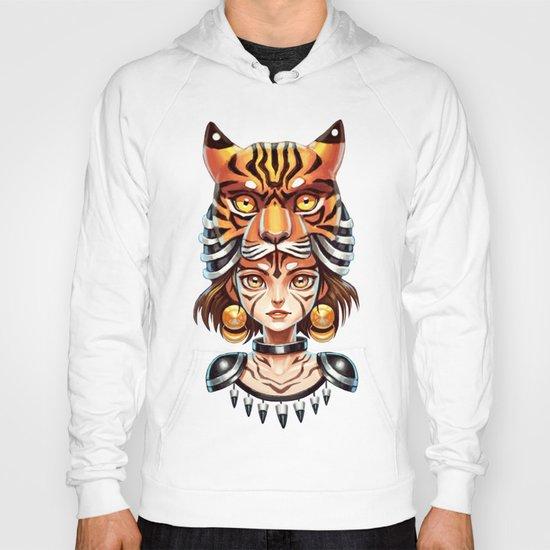 Tiger Tribe Hoody