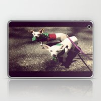 Blanca Y Lobo Laptop & iPad Skin