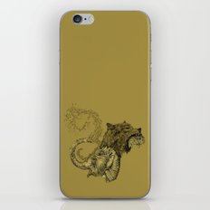 Elewolf iPhone & iPod Skin