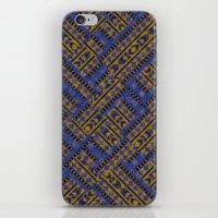 Blue Tribe iPhone & iPod Skin