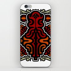 Biotica 3 iPhone & iPod Skin