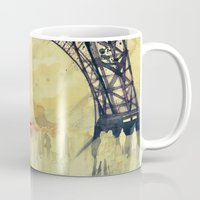 Winter in Paris Mug