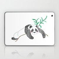 Lazy Panda Laptop & iPad Skin