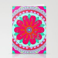 Flower Of Spring Stationery Cards
