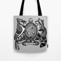 Regular Crest Tote Bag
