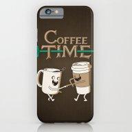 Coffee Time! iPhone 6 Slim Case