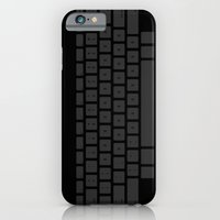 iPhone & iPod Case featuring Captain's Keyboard by Dampa