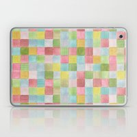 Watercolor Quilt Laptop & iPad Skin