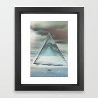 Fractions 11 Framed Art Print