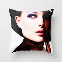 LIKE A DIVA Throw Pillow