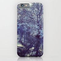 iPhone & iPod Case featuring Blue Ice by Amy Bruce Imagery