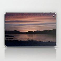Frozen Sunset 4 - Pale Light Laptop & iPad Skin