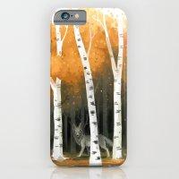 Autumn Wolf iPhone 6 Slim Case
