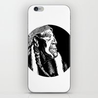 American Founder iPhone & iPod Skin
