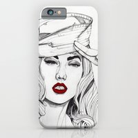 iPhone & iPod Case featuring Sailor Girl 2 by Paul Nelson-Esch /Expeditionary Club