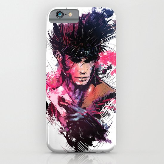 Gambit iPhone & iPod Case
