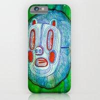 iPhone & iPod Case featuring Pigmask by Hugo Diaz Romero