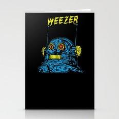Weezer Monster Art Stationery Cards