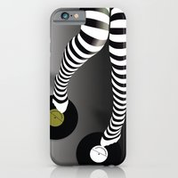 iPhone & iPod Case featuring Minimal Music Minimal Fashion by DesignDinamique