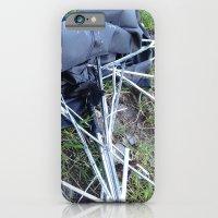 Umbrella Blues 3 iPhone 6 Slim Case