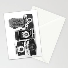 Vintage Camera Collection Stationery Cards