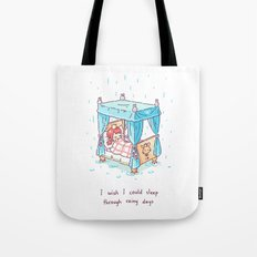 Rainy Days 2 Tote Bag