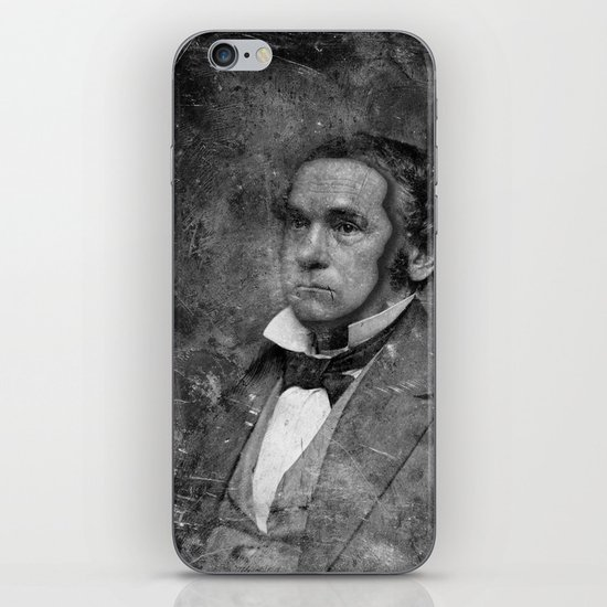 de.faced iPhone & iPod Skin