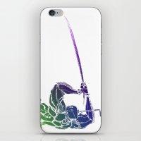 Spectral Guardian. iPhone & iPod Skin