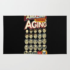 The Amazing Powers of Aging! Rug