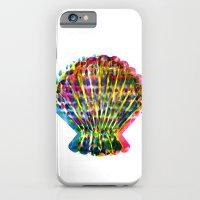CMYK Fanshell iPhone 6 Slim Case