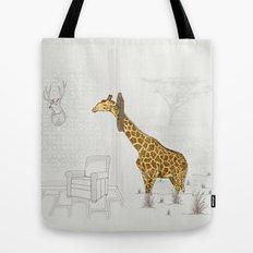 Natural Decorative Thophy Tote Bag