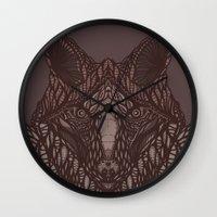Dream Creatures Wall Clock