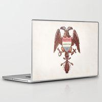 native american Laptop & iPad Skins featuring Native American  by Gregg Andrew