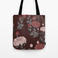 Big Roses for Mother's Day Tote Bag