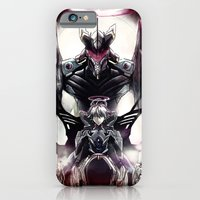 Kaworu Nagisa the Sixth. Rebuild of Evangelion 3.0 Digital Painting. iPhone 6 Slim Case