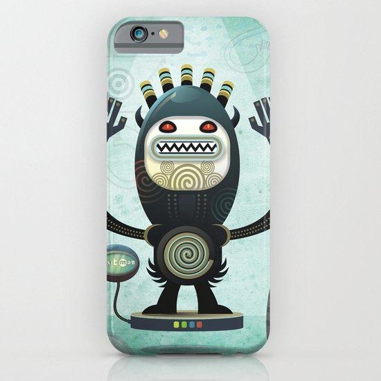 Alien Guard iPhone & iPod Case
