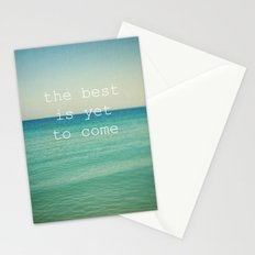The Best (Waves) Stationery Cards