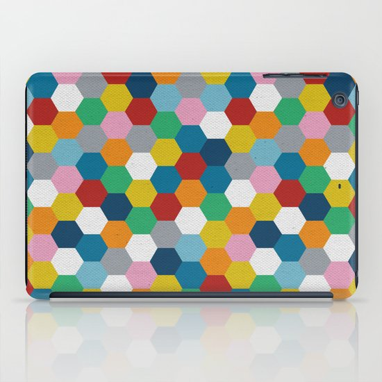 Honeycomb 3 iPad Case