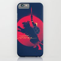 iPhone & iPod Case featuring Power by Dega Studios