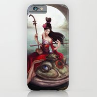 iPhone & iPod Case featuring The Frog Prince by Bendragon