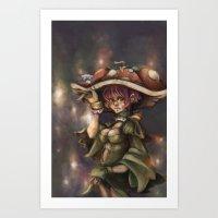 Natures Cosmos Art Print