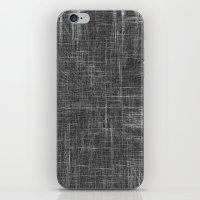 Fiber Depth iPhone & iPod Skin