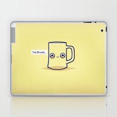 Drunk Laptop & iPad Skin
