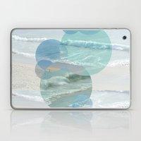 Shoreline Circles Laptop & iPad Skin