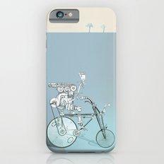 bicyclist... iPhone 6 Slim Case
