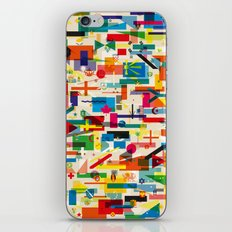 Olympic Village iPhone & iPod Skin