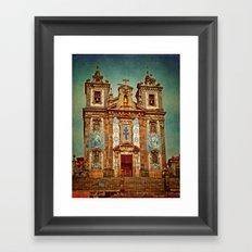 Porto III Framed Art Print