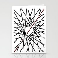 Obliquity 5 Stationery Cards